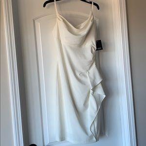 Beautiful Off White Marina Dress